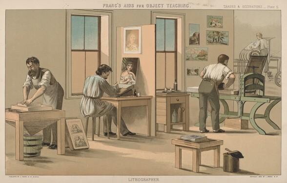 Lithographer