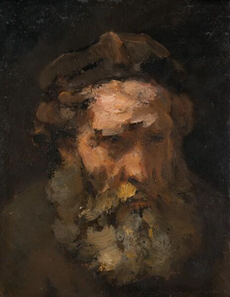 Head of Saint Matthew