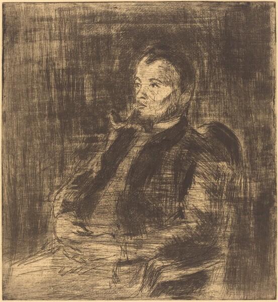 Paul Signac (Portrait de Paul Signac)