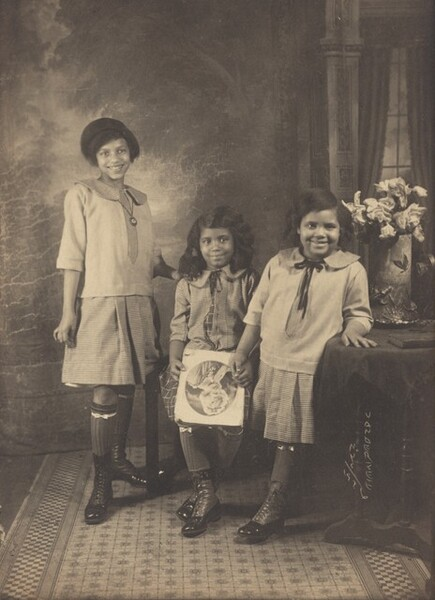 Portrait of Sisters
