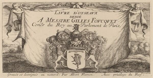 Title Page for Livre d