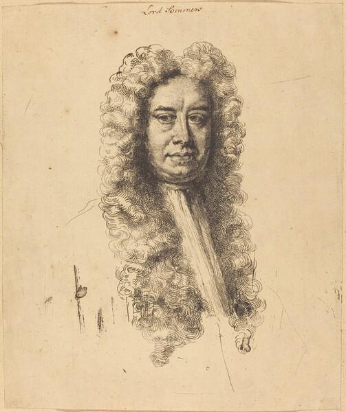John, Lord Somers