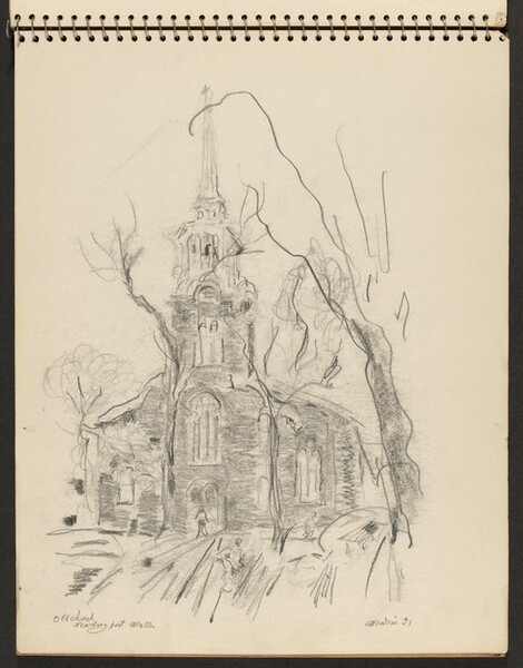 Old Church, Newburyport, Massachusetts