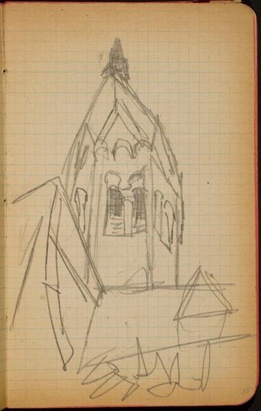 Kirchturm (Steeple) [p. 35]