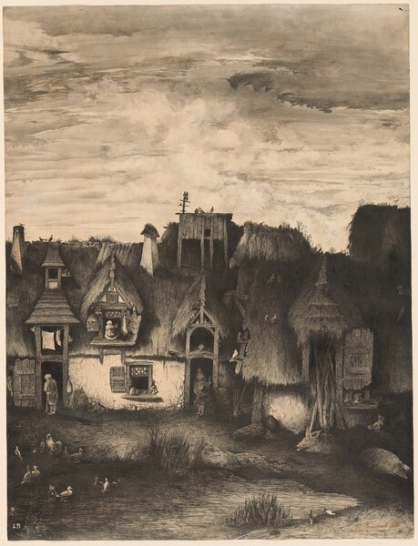 Fantasy Farmhouse