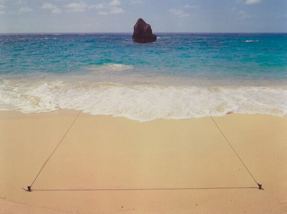 Altered Landscape: Triangle, Bermuda