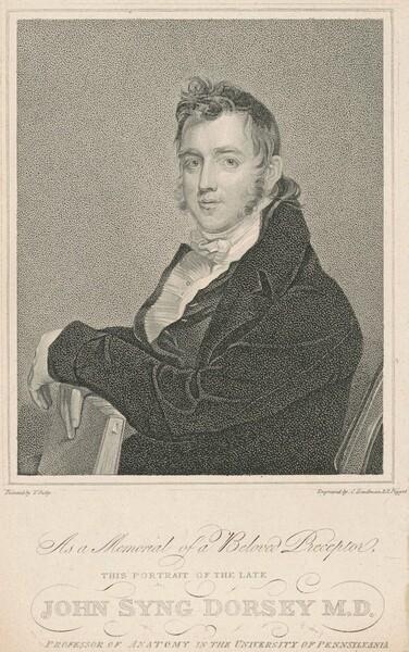 John Syng Dorsey, M.D.
