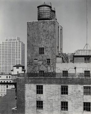 image: Water Tower and Radio City, New York