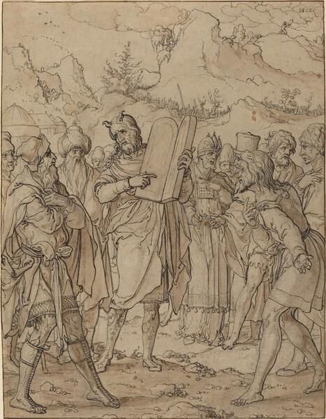 Moses Delivering God
