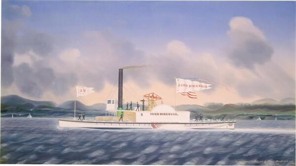 Towboat John Birkbeck