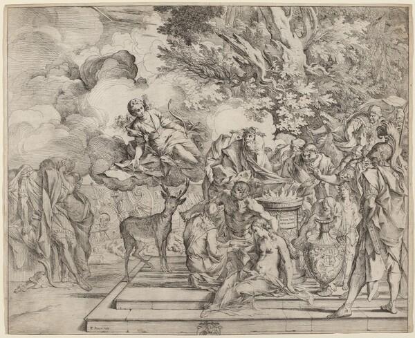 The Sacrifice of Iphigenia