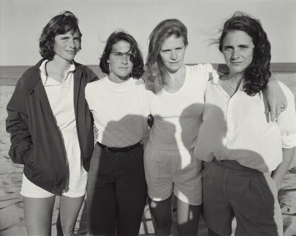 The Brown Sisters, Truro, Massachusetts