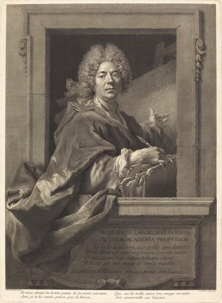 Nicolas de Largillière