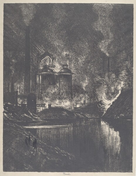The Lake of Fire, Charleroi