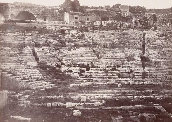 Théâtre de Syracuse (Amphitheatre of Syracuse)