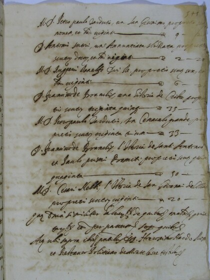 ASR, TNC, uff. 11, 1593, pt. 1, vol. 25, fol. 545r