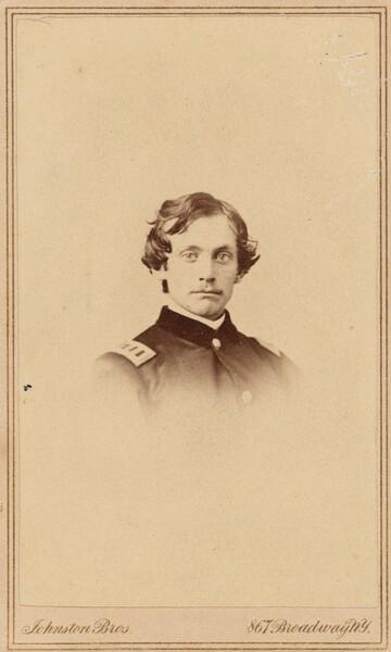 Captain James Gillette