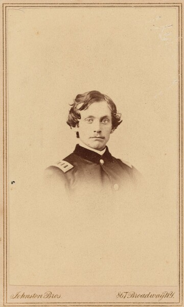Captain James Gillette