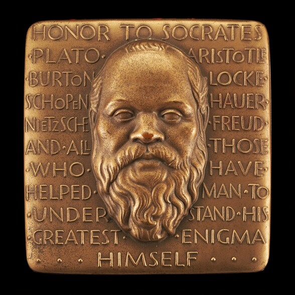 Honor to Socrates [obverse]