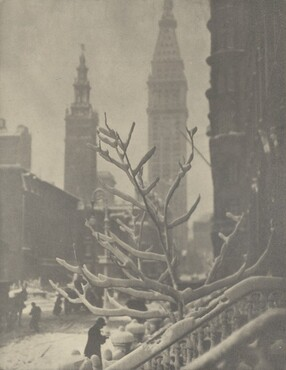 image: Two Towers—New York