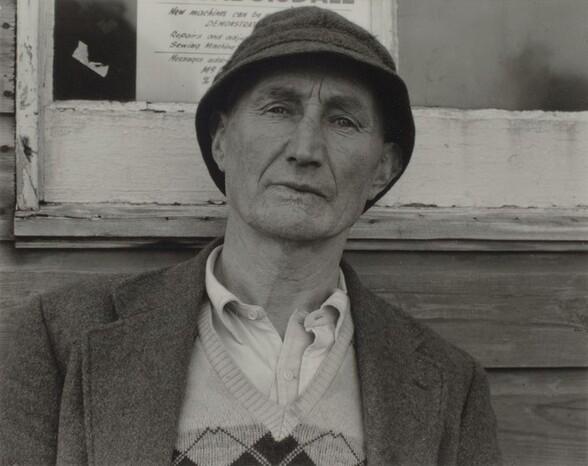 Alex MacDonald, South Uist, Hebrides
