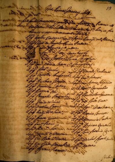 ASR, TNC, uff. 15, 1629, pt. 1, vol. 119, fol. 13r