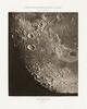 Carte photographique de la lune, planche X.A (Photographic Chart of the Moon, plate X.A)