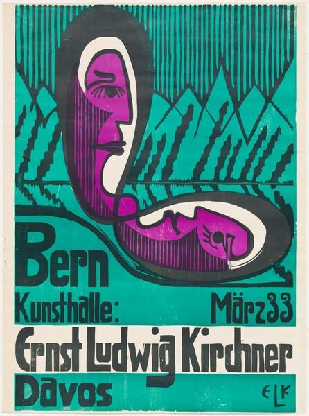 Bern Kunsthalle: März 33: Ernst Ludwig Kirchner: Davos
