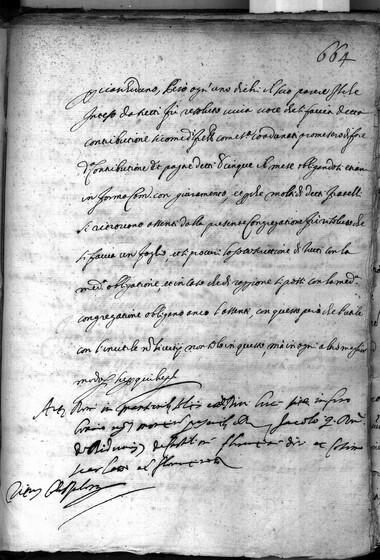 ASR, TNC, uff. 15, 1631, pt. 1, vol. 127, fol. 664r