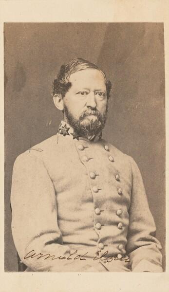 General Arnold Elzey
