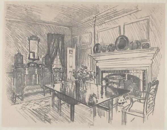 The Dining Room, Stenton