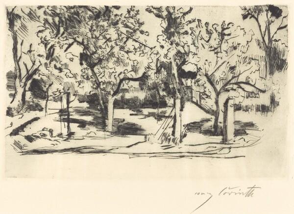 Obstgarten (Orchard)