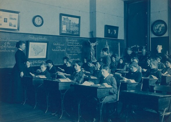 History Lesson, Washington, DC