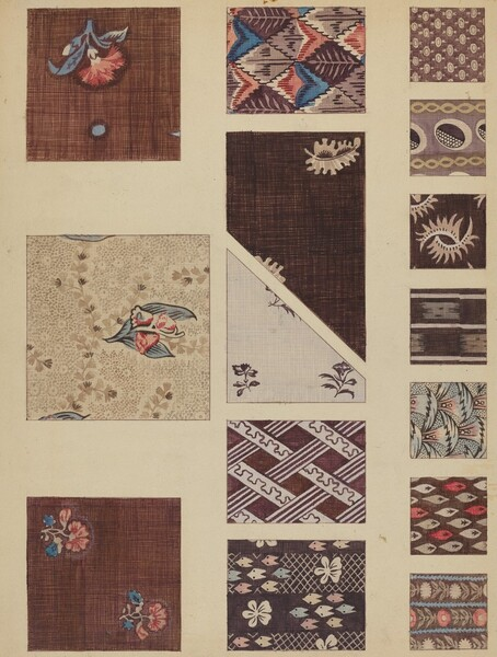 Textile from Quilt