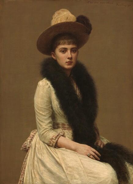 Portrait of Sonia