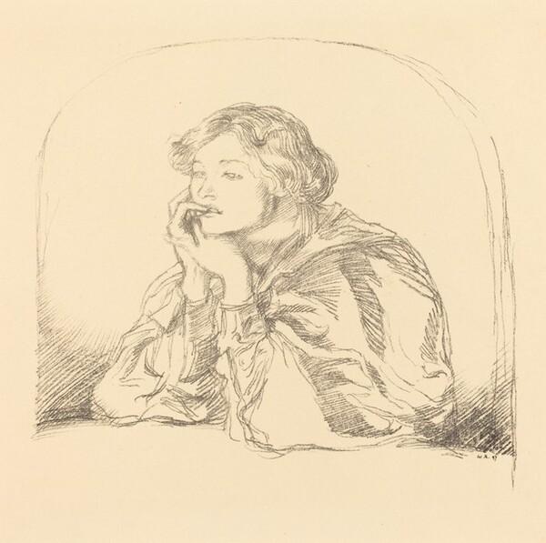 Alice Mary Knewstub (later Mrs. Rothenstein)