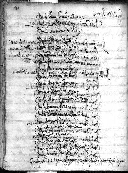 ASR, TNC, uff. 15, 1625, pt. 2, vol. 105, fol. 441v