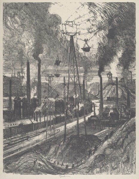 The Travellers, Charleroi