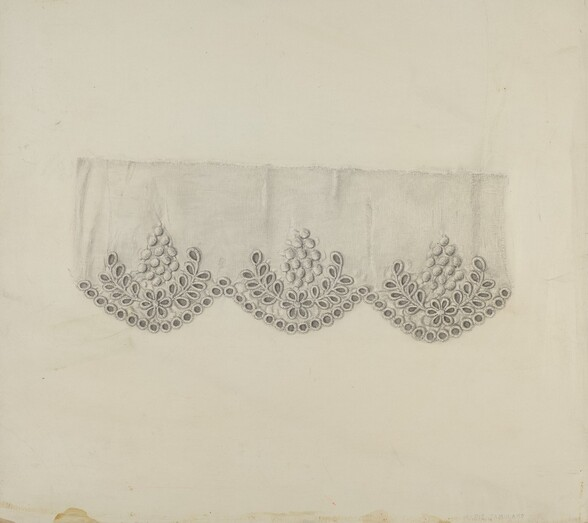 Embroidered Edging