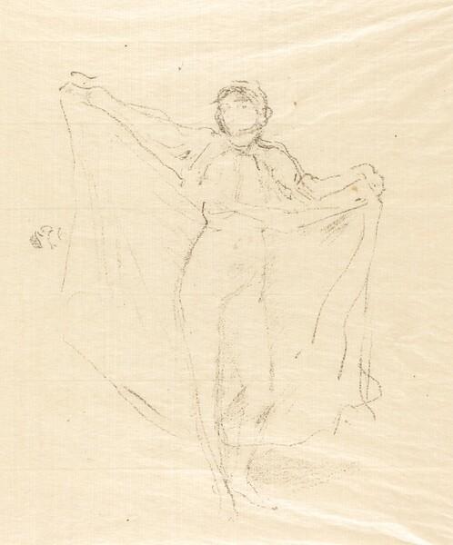 La Danseuse: A Study of the Nude