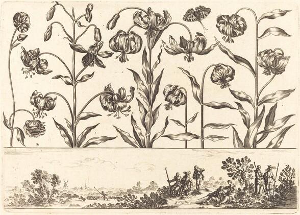 Flower Print no.5