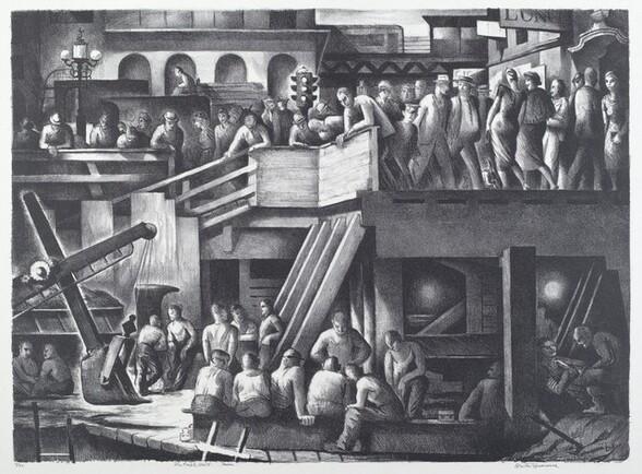 The People Work - Noon