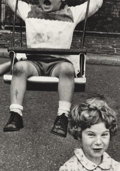 Boy + Girl + Swing, New York