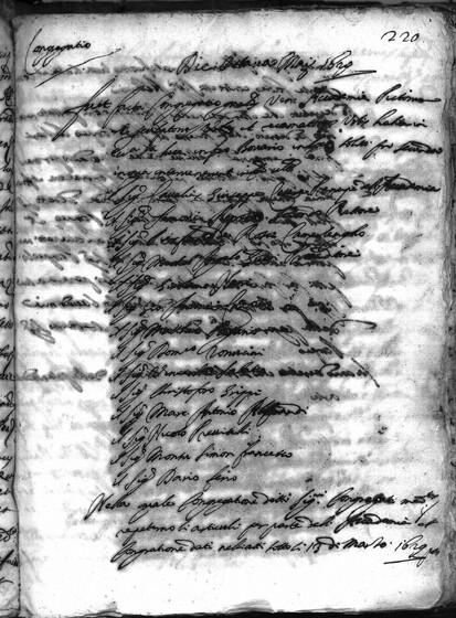 ASR, TNC, uff. 15, 1629, pt. 2, vol. 120, fol. 220r