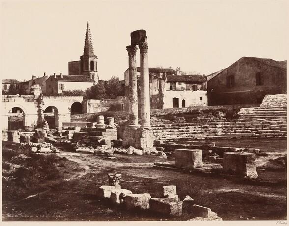 Théâtre Romain à Arles (Roman Theater in Arles)