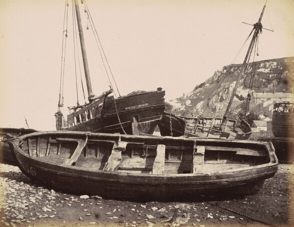 Oyster Boats