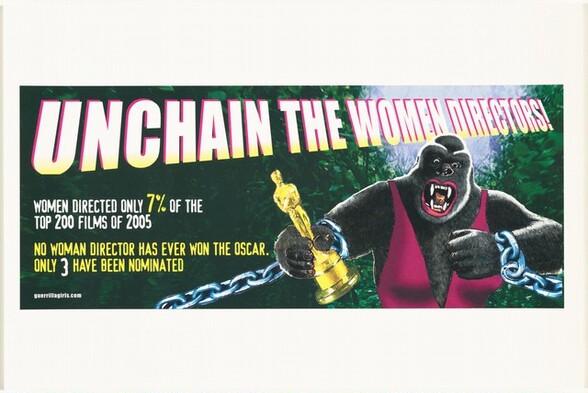 Unchain the Women Directors!