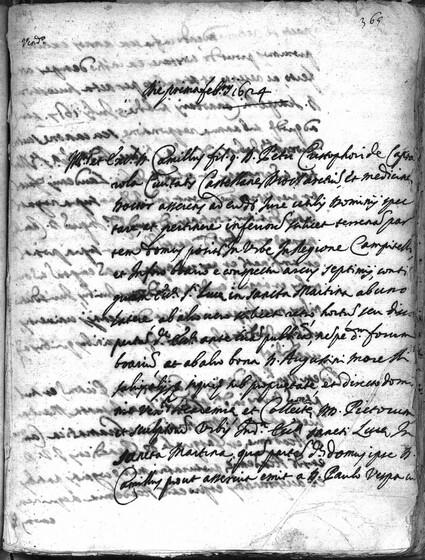 ASR, TNC, uff. 15, 1624, pt. 1, vol. 99, fol. 365r