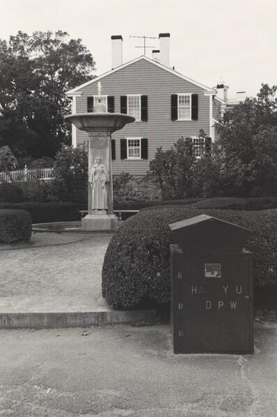 The Pilgrim Mother. Plymouth, Massachusetts