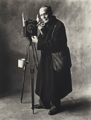 Irving Penn, Street Photographer (A), New York, 1950, printed October 19761950, printed October 1976